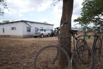 Patient's transport to the outreach clinic