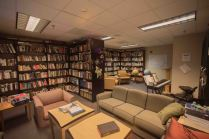 The Quiet reading room, a peaceful sanctuary