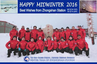 Greetings of Midwinter
