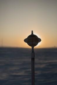 Pole marker