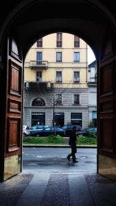 נפתחת אל העולם באיטליה