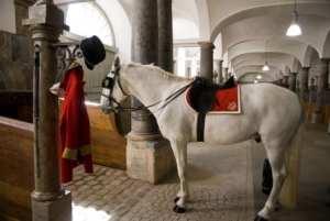 Royal Stables at Christiansborg Palace