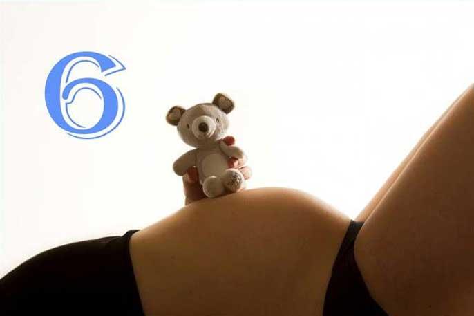الحمل في الشهر السادس أعراض مشاكل نصائح و أبرز ال