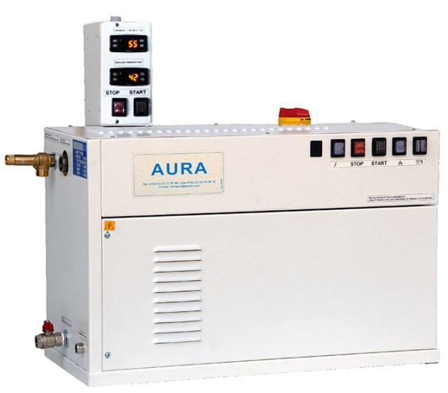 Générateur vapeur MA18 - 10-12-15-18 kw