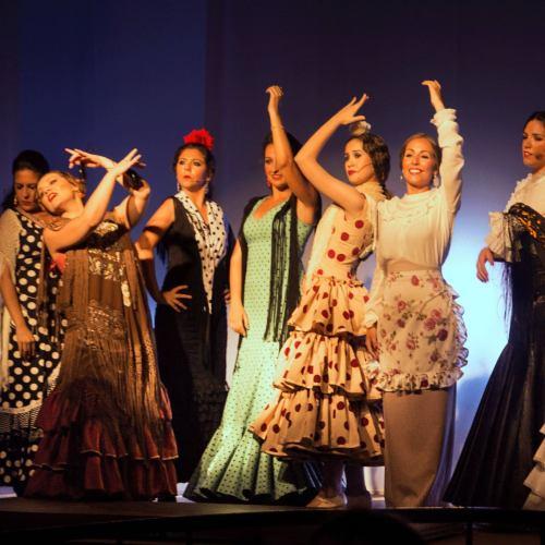 El flamenco, protagonista de la Noche blanca de Córdoba