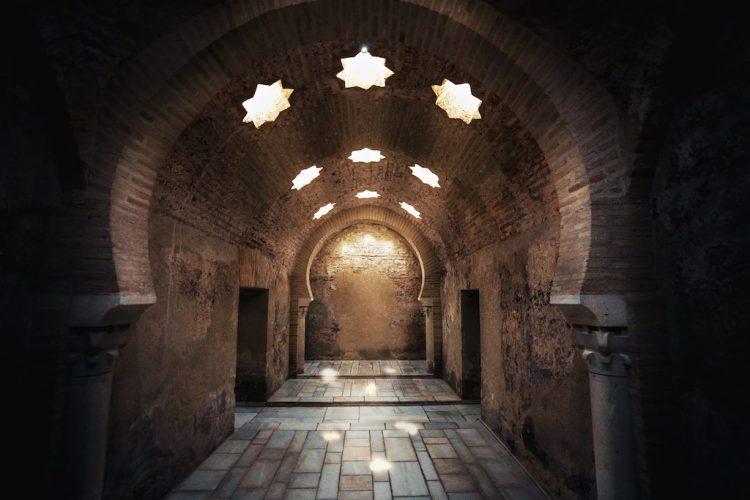 banos arabes antiguos