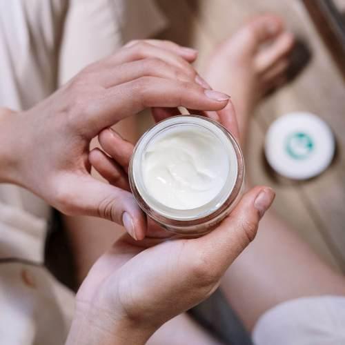 crema para la piel