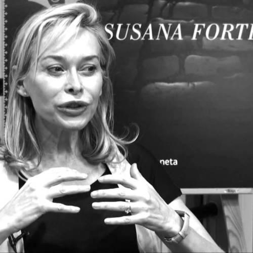Susana Fortes, literatura que remueve por dentro