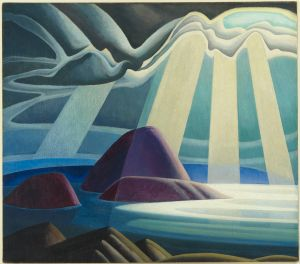 Curator Talk on Lawren Harris with Leslie Cozzi | Hammer Museum