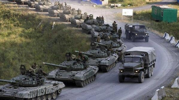 IMPERIAL STRETCH: Putin's Invasion- Yahoo- by Michael Hammerschlag