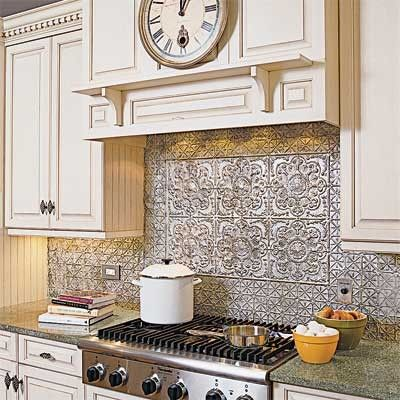 Backsplash For The Kitchen Hammers And Chords