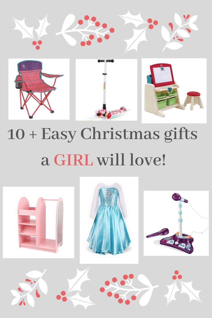 christmas gift ideas girl