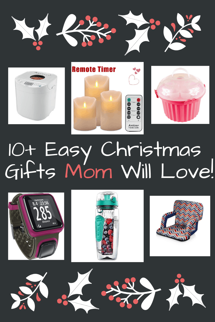 christmas gift ideas for mom