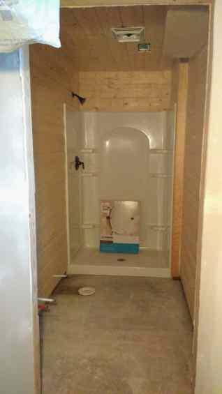 foreclosure bathroom renovation