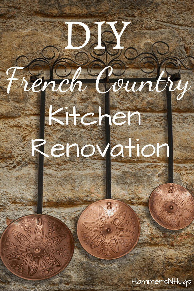 foreclosure to french country kitchen renovation