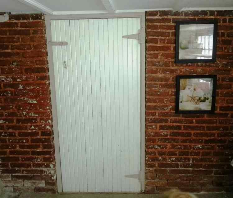 vintage victorian basement renovation