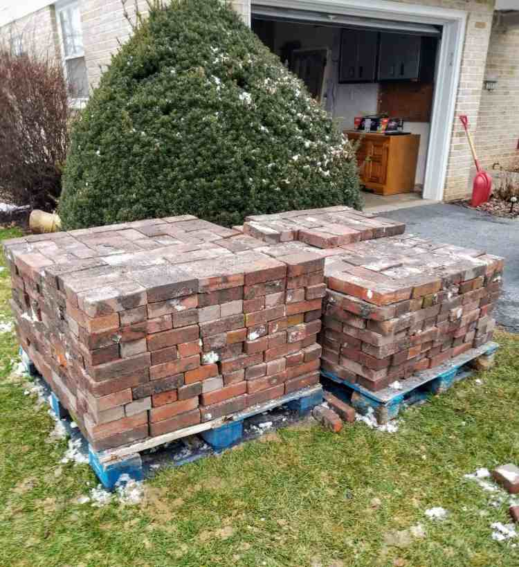 How to Design Mortar Washed Brick Floor