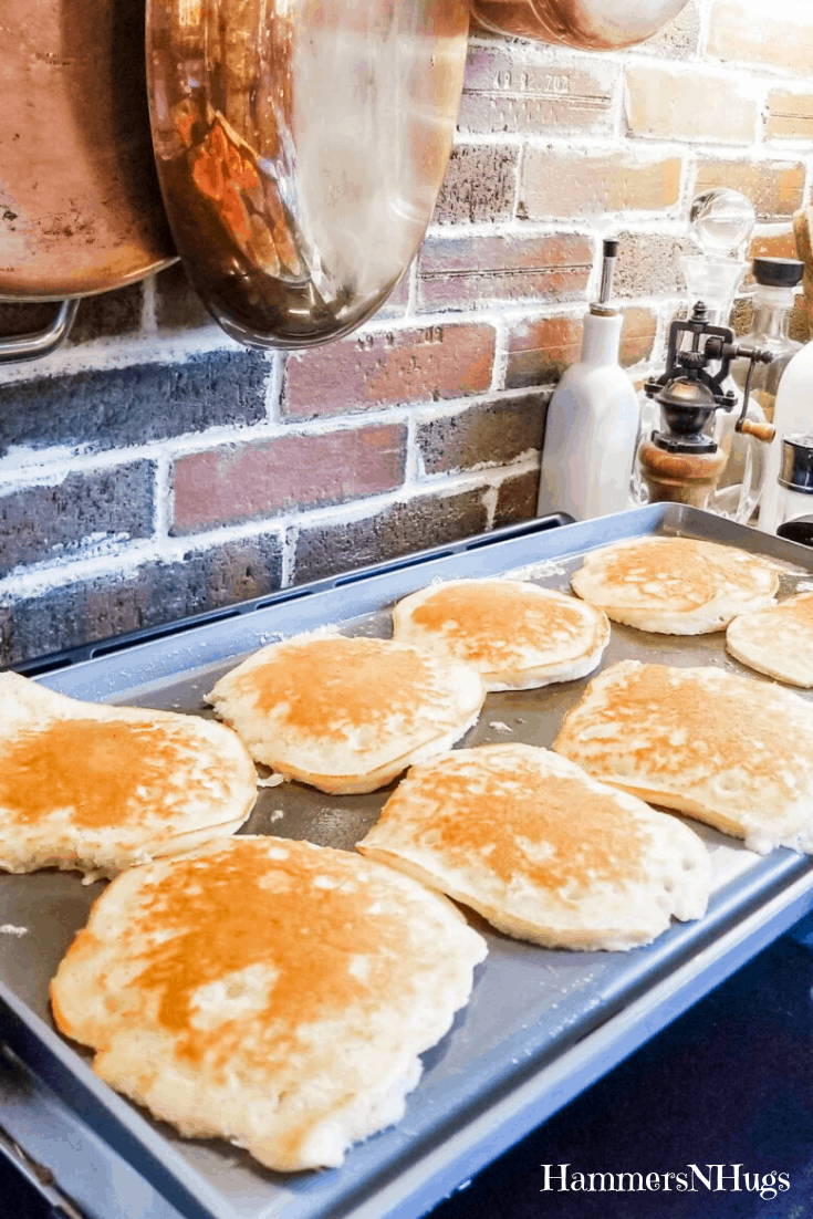 Joanna Gaines Best Pancakes Recipe