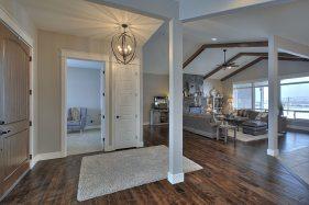 Foyer w-Family Room