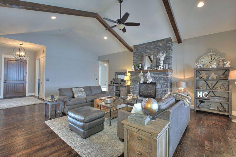 Living Room Foyer
