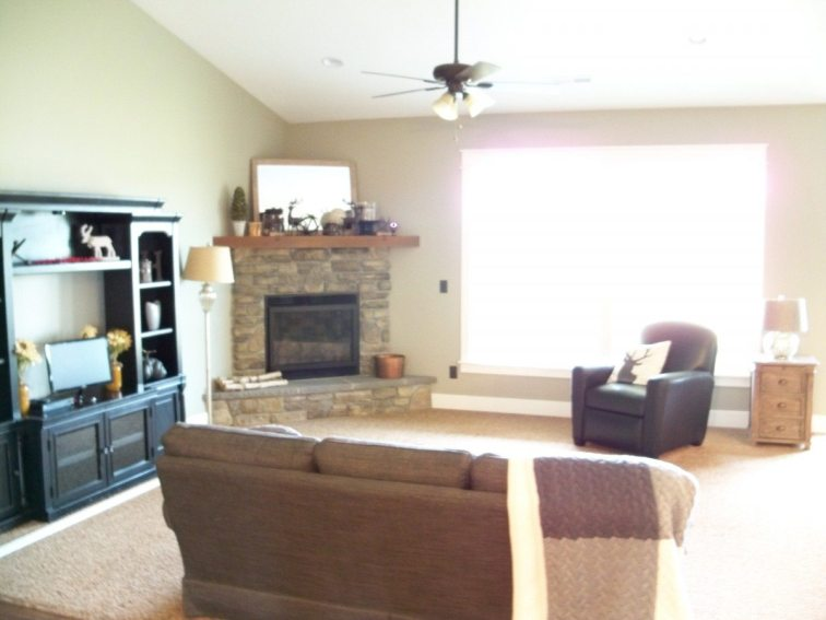 Mint Leaf Living Room #1