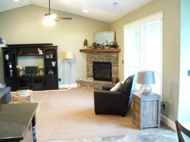 Mint Leaf Living Room #2