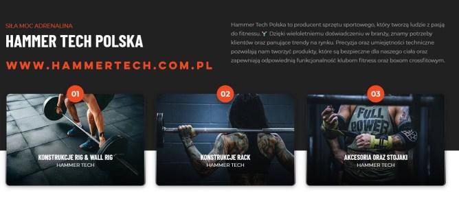 Hammer Tech - Sklep CrossFit - Wrocław