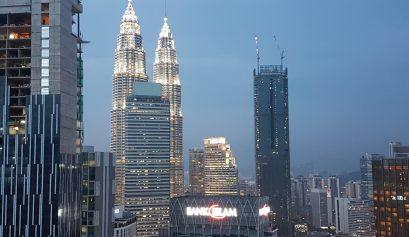 Kuala Lumpur by night