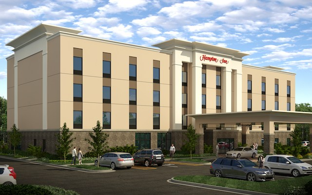 Hampton Inn – New Jersey