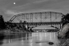 Three Bridges by Greg Mitchell.