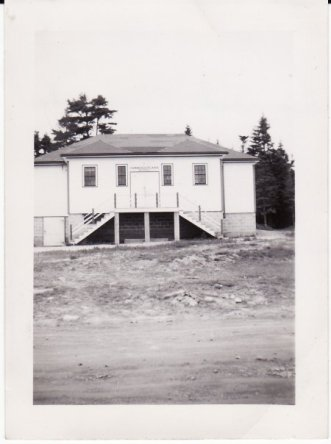 Hammonds Plains School1950