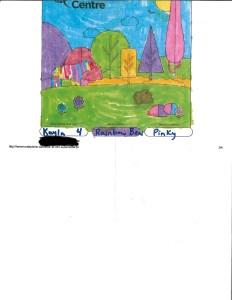 General Coloring Winner - Kayla4