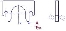 core-rod-retainer-clip