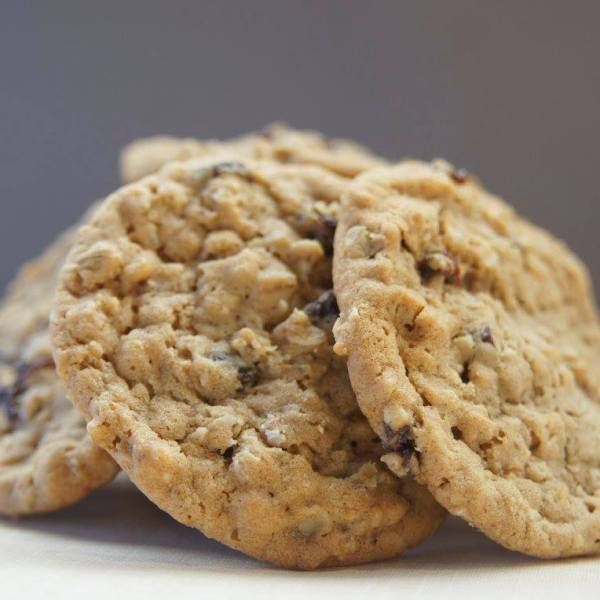 oatmeal raisin cookies3