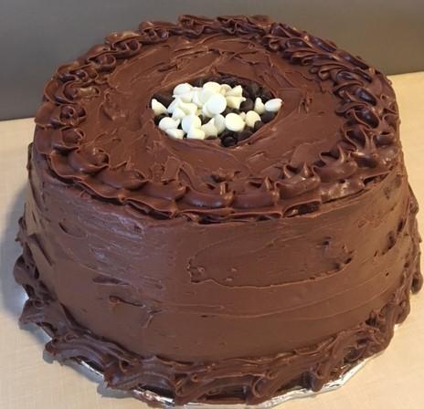 choc pound cake