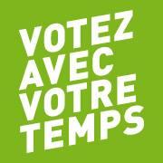 Elections 2014 – Votez avec votre temps