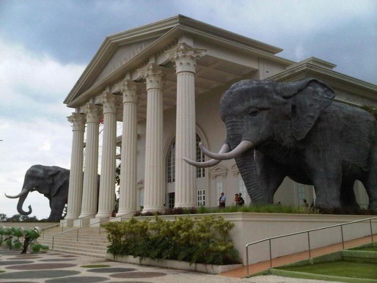 batu paradise, museum satwa
