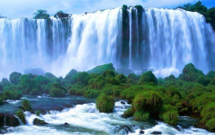 101+ Gambar Air Terjun Terbesar Di Dunia HD