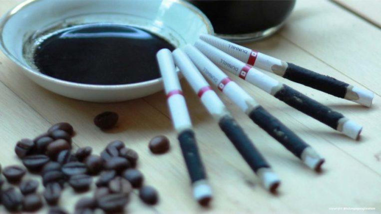 kopi ijo dan cethe, makanan khas tulungagung
