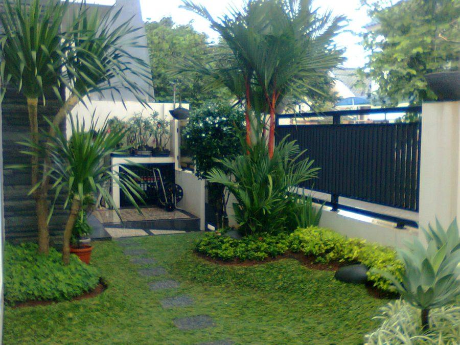 Desain Taman Anggrek Minimalis  90 desain taman minimalis modern mudah dibuat dan terbaru