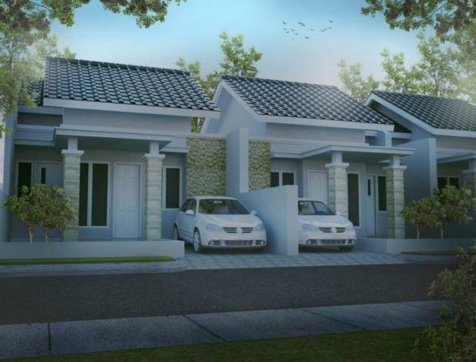 rumah klasik sederhana