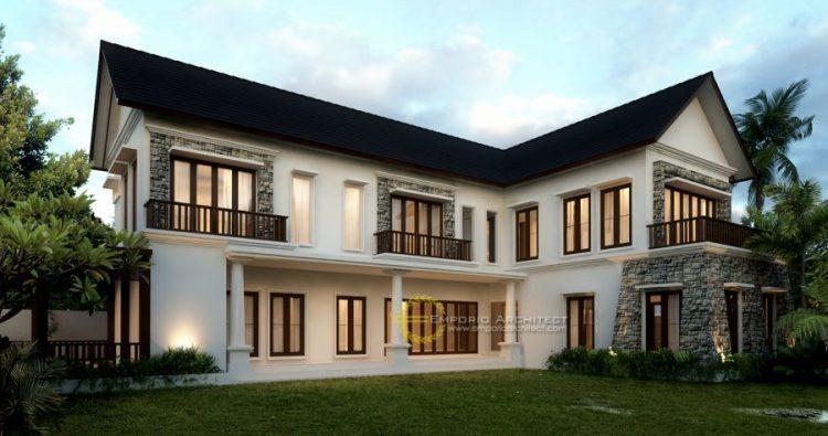 rumah klasik terbaru