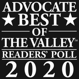 Valley Advocate - Best of The Valley 2020