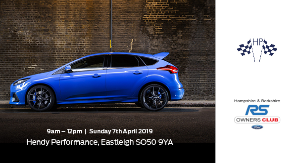 Breakfast Meet @ Hendy Performance – 7th April 2019