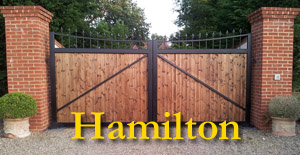 Electric Gate from Hampshire Gtes