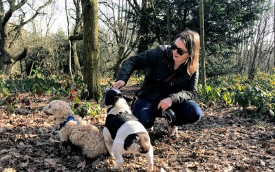 Career change, celebrities and bulldozed by Bulldogs – meet Fleur our Team and Client co-ordinator!!
