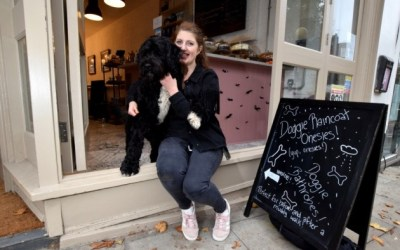 NEW CAFÉ FOR DANDIE DOGS AND HUMANS!
