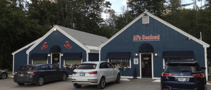 A Great Fish Restaurant At Hampton Beach