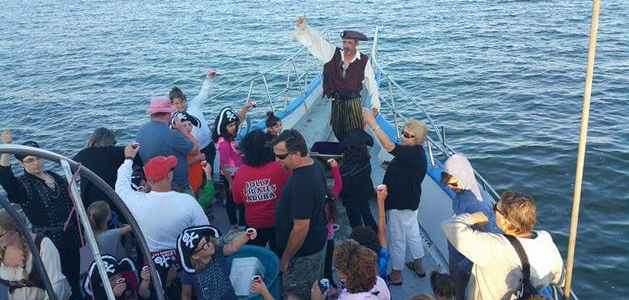 Take The Kids On A Pirate Cruise