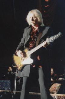 Tom Petty Performs East Hampton